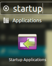Startup Applications